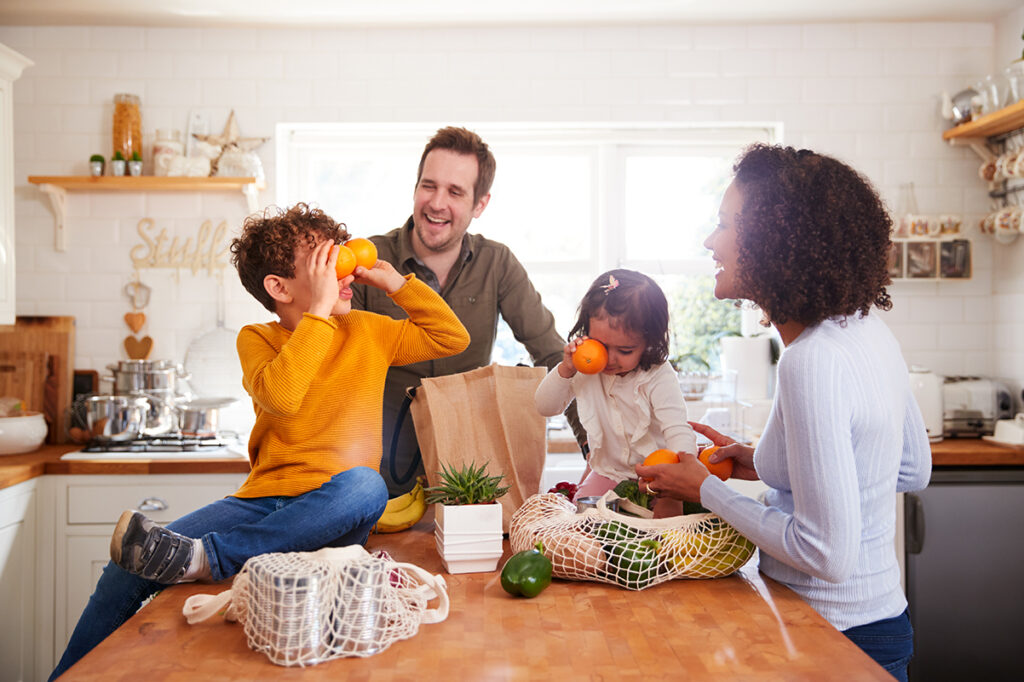 the real ROI of family benefits: a happy, healthy family