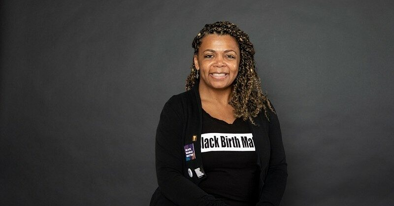Dr. Joia Crear-Perry, Founder and President of The National Birth Equity Collaborative
