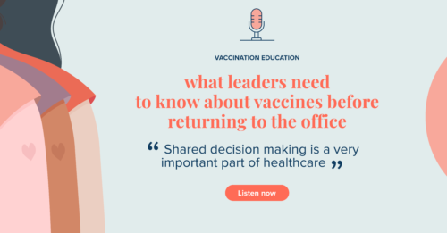 Image of COVID Vaccine Podcast