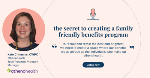 family-friendly benefits podcast